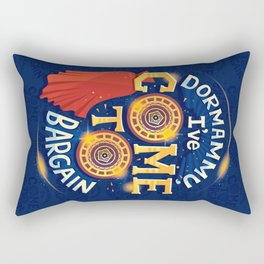 I've come to bargain Rectangular Pillow