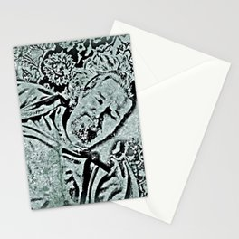 A Dude Lebowski Man Stationery Cards