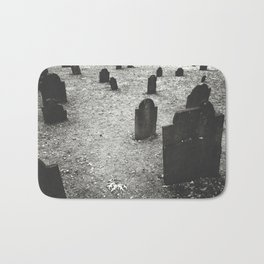 tombstones Bath Mat