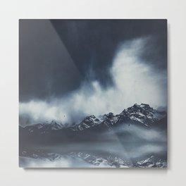 everlasting mountains Metal Print