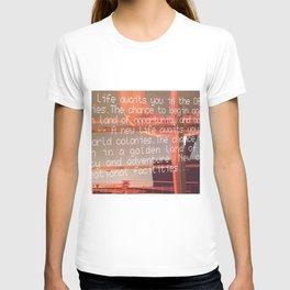 Off World Colony T-shirt