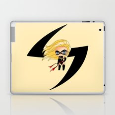 Chibi Ms. Marvel Laptop & iPad Skin