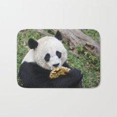 Panda Likes Bath Mat