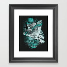 r+evolution. Framed Art Print