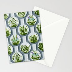 Tiny Planets Stationery Cards