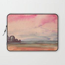 Melancholic Landscape Laptop Sleeve