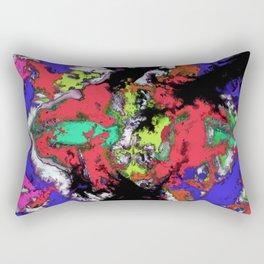 Shattered Rectangular Pillow