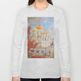 The Nativity of the Blessed Virgin Cathedral in the Conception Convent Long Sleeve T-shirt