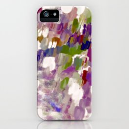 Believe in Life iPhone Case