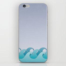 Waves in the Ocean iPhone Skin