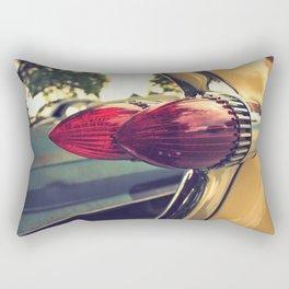 Tail Lamps Rectangular Pillow
