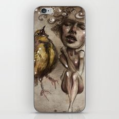 unheard iPhone Skin