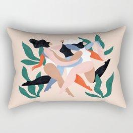 Take time to dance Rectangular Pillow