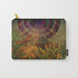 """""""A Psychedelic Forest"""" Carry-All Pouch"""