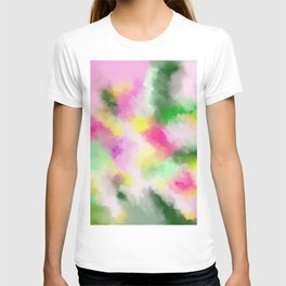 Abstract spring 3 T-shirt
