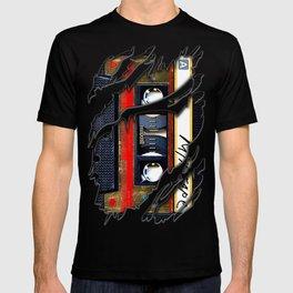 Retro cassette mix tape T-shirt
