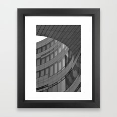 Architecture Framed Art Print