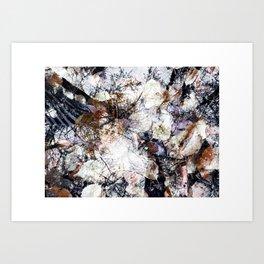 introspeksjon Art Print