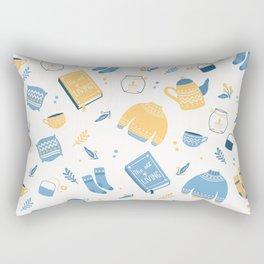 Hygge pattern 001 Rectangular Pillow