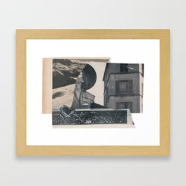 remnants Framed Art Print