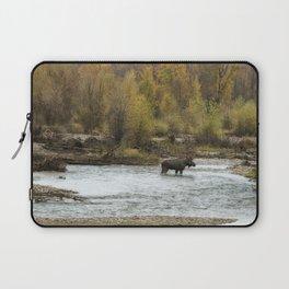 Moose Mid-Stream - Grand Tetons Laptop Sleeve