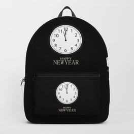 Happy New Year! (4) Backpack