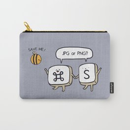 Save the bees jpg Carry-All Pouch