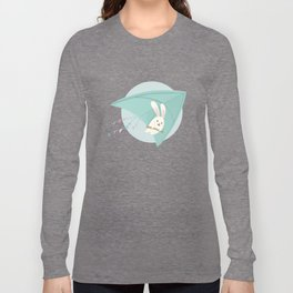Let's fly to the sky Long Sleeve T-shirt