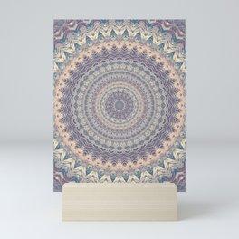 Mandala 594 Mini Art Print