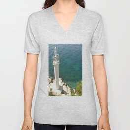 Lighthouse Unisex V-Neck