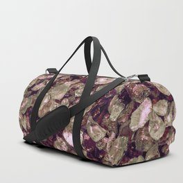 Small sparkling Pebbles D Duffle Bag
