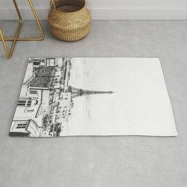 EIFFEL TOWER II / Paris, France Rug