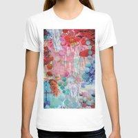 rain T-shirts featuring Rain by John Turck