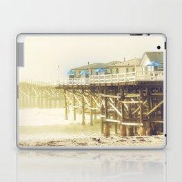 Crystal Pier Laptop & iPad Skin