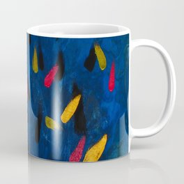 Little Fishies in the Sea Coffee Mug
