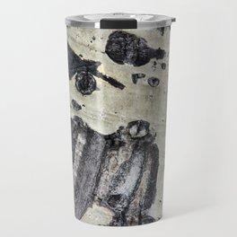 Aspen Bark Travel Mug