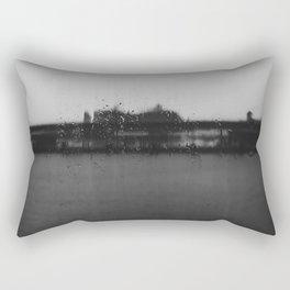 Rainy day in Tallinn Rectangular Pillow