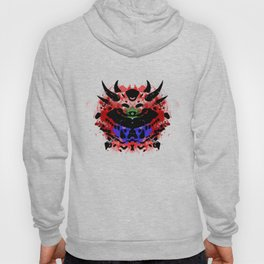 Rorschach Cacodemon | Textured Hoody
