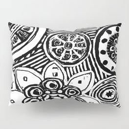 STEP INTO MY GARDEN Pillow Sham