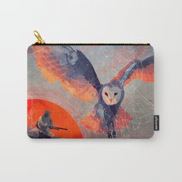 Owl Hunt Carry-All Pouch