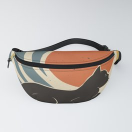 Evening time Fanny Pack