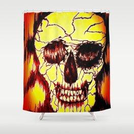 BadJuJu - Enhanced Shower Curtain