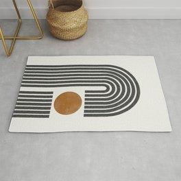 Modern Shape Art Rug