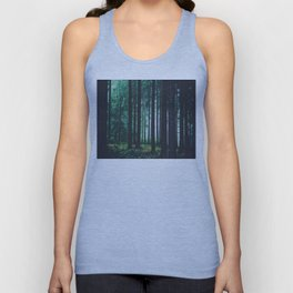 Through the fog Unisex Tank Top