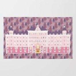 The Grand Budpest Hotel Rug