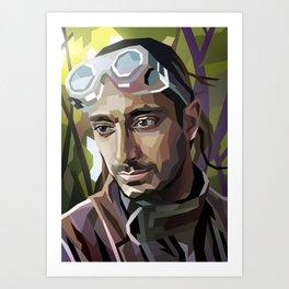 SW#84 Art Print