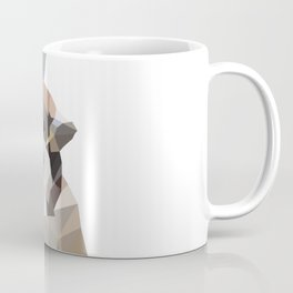 A bird will with strong effect Coffee Mug
