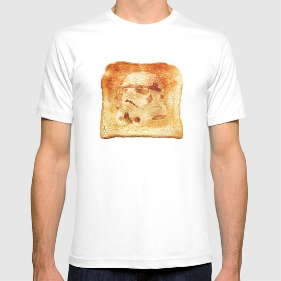Stormtrooper Toast T-shirt