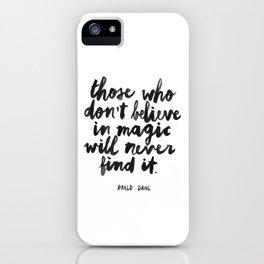 Magic iPhone Case