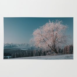 First light - Landscape and Nature Photography Rug